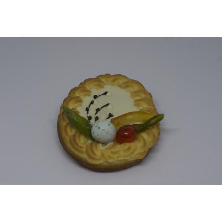 Mazurek tradycyjny jajo małe